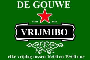 Vrijmibo, het weekend vieren in de gezelligste woonkamer van Oegstgeest