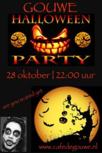 Gouwe Halloween Party @ De Gouwe   Oegstgeest   Zuid-Holland   Nederland