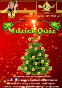 PopQuiz Kerst editie @ De Gouwe | Oegstgeest | Zuid-Holland | Nederland