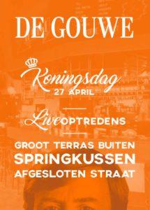 het Gouwe Koningsfeest 2018 @ De Gouwe | Oegstgeest | Zuid-Holland | Nederland