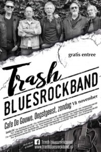 Trash Bluesrockband @ De Gouwe   Oegstgeest   Zuid-Holland   Nederland